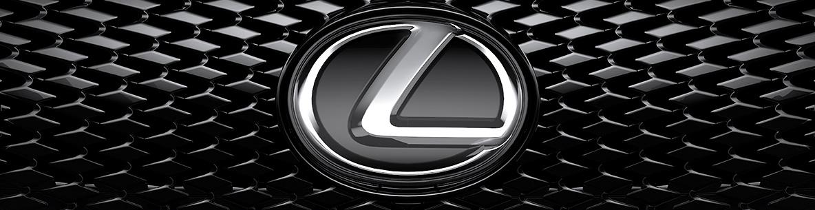 Lexus F Sport Grille